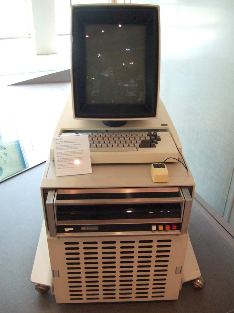 Xerox Alto - to mogła być rewolucja, ale Xerox nie dostrzegł potencjału. Fot. Wikipedia/AndreasPraefcke /Wikipedia
