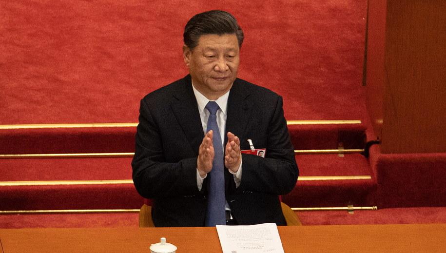 Xi Jinping /ROMAN PILIPEY / POOL /PAP/EPA