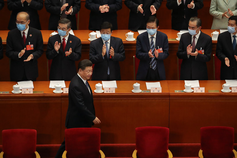 Xi Jinping /Andrea Verdelli /Getty Images