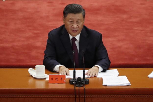Xi Jinping /WU HONG /PAP/EPA