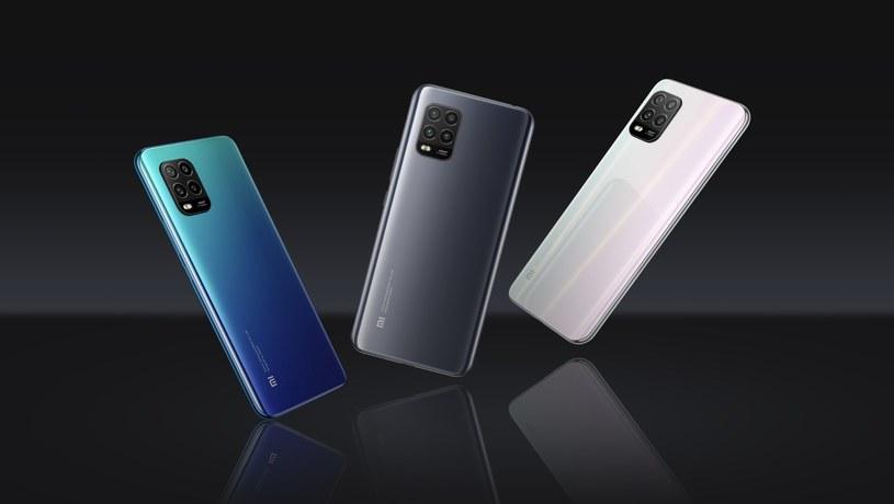 Xiaomi Mi 10 Lite /materiały prasowe