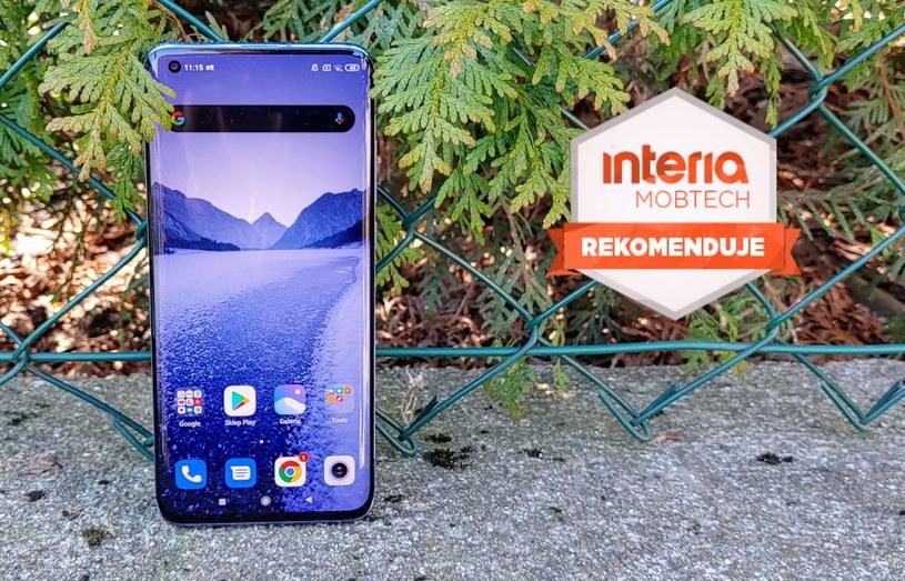 Xiaomi Mi 10 otrzymuje REKOMENDACJĘ serwisu Interia Mobtech /INTERIA.PL