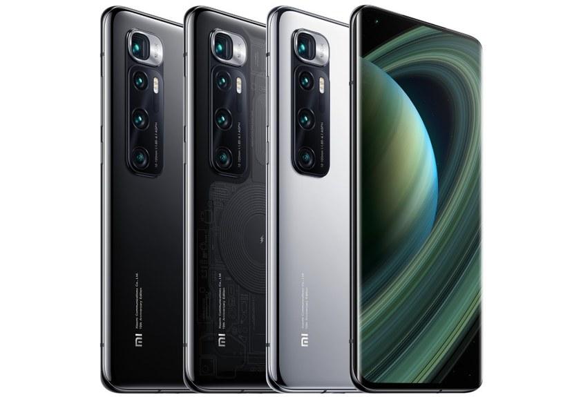 Xiaomi Mi 10 Ultra /materiały prasowe