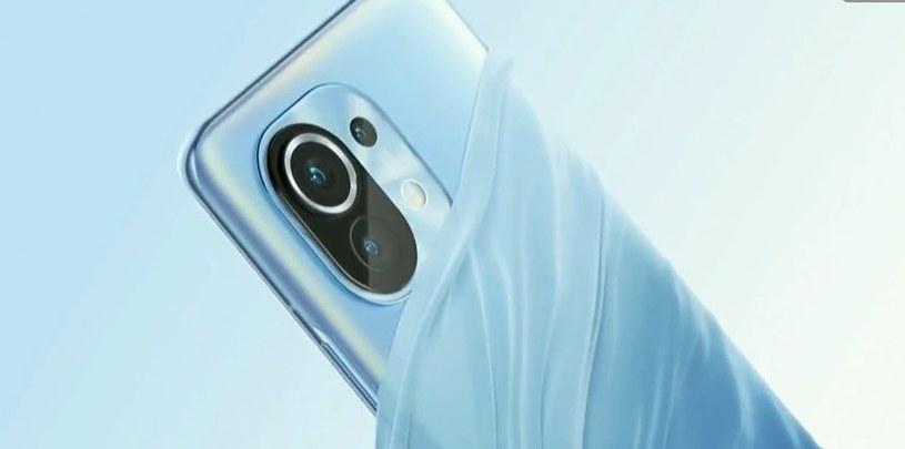 Xiaomi Mi 11 Pro pojawia się na plakacie /materiały prasowe