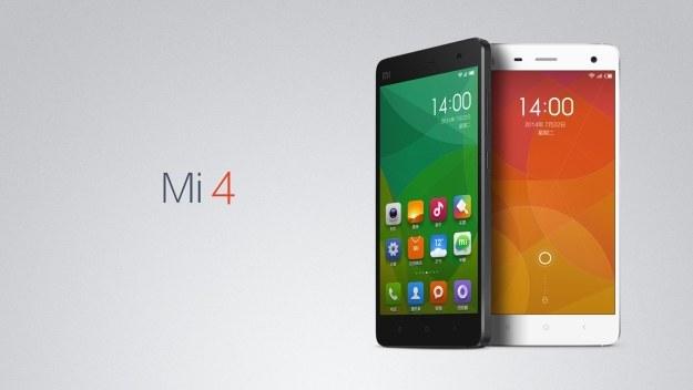 Xiaomi Mi 4 czeka na następcę /materiały prasowe