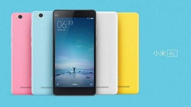 Xiaomi Mi 4c /materiały prasowe