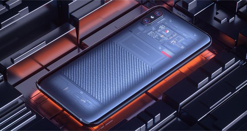 Xiaomi Mi 8 edycja Explorer /materiały prasowe