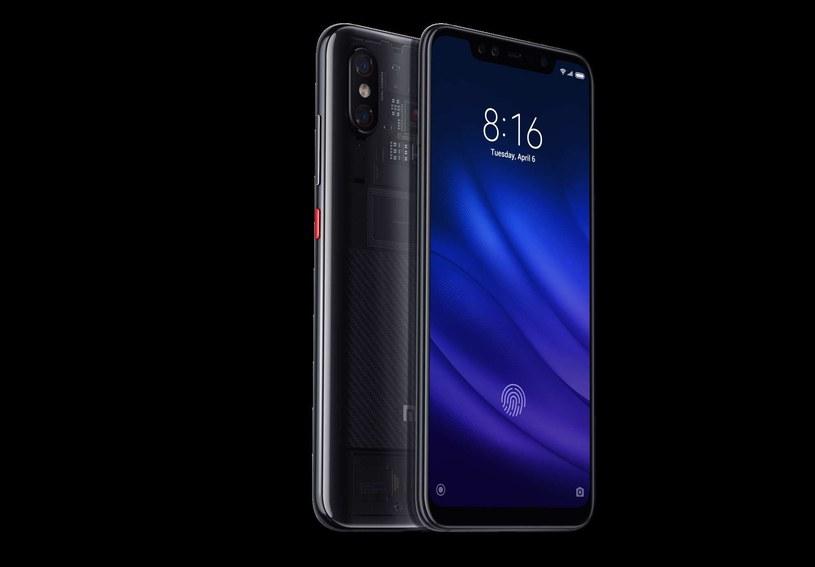Xiaomi Mi 8 Pro /materiały prasowe