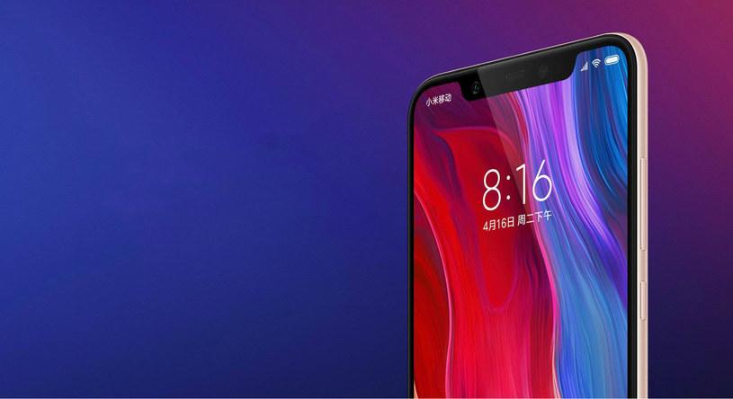 Xiaomi Mi 8 /materiały prasowe