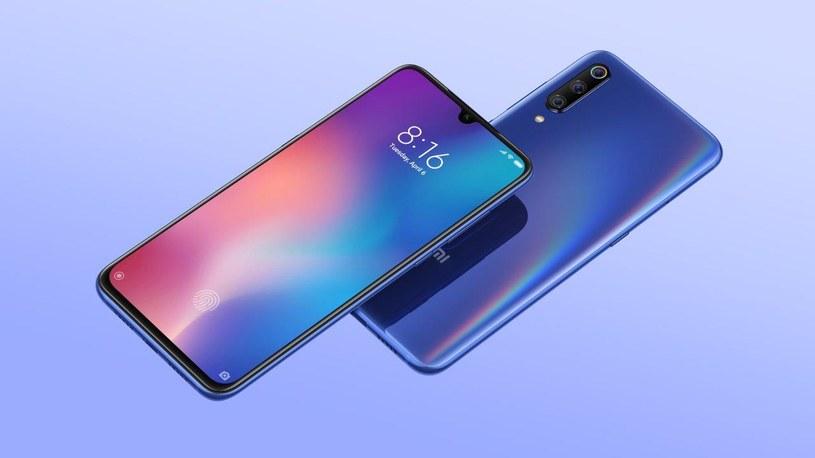 Xiaomi Mi 9 /materiały prasowe