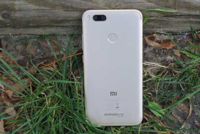 Xiaomi Mi A1 /INTERIA.PL