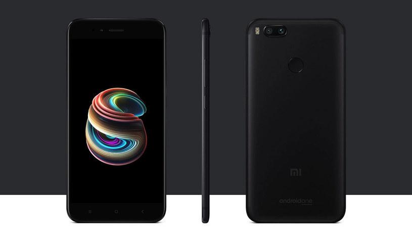 Xiaomi Mi A1 /materiały prasowe