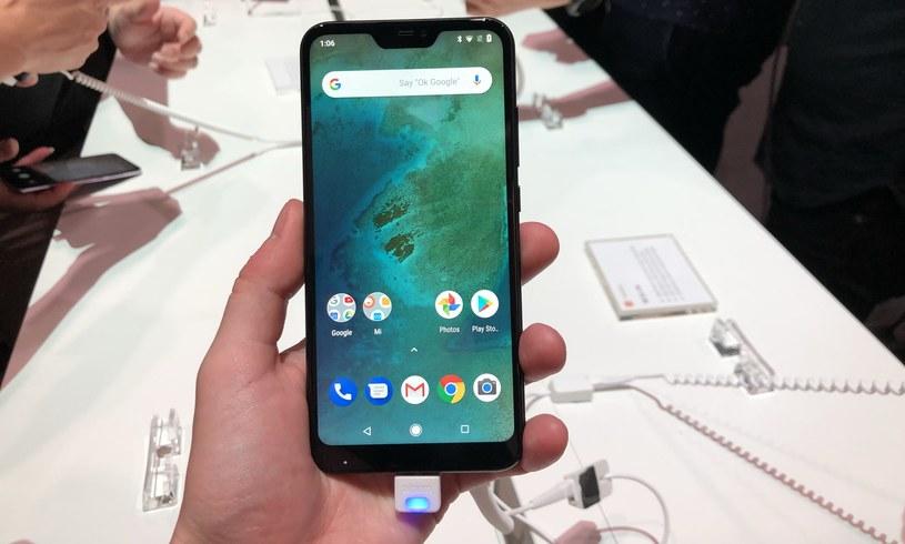Xiaomi Mi A2 lite /INTERIA.PL