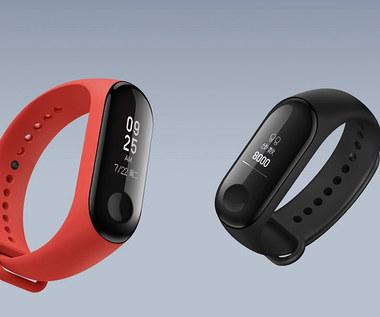 Xiaomi Mi Band 3 trafia do otwartej sprzedaży