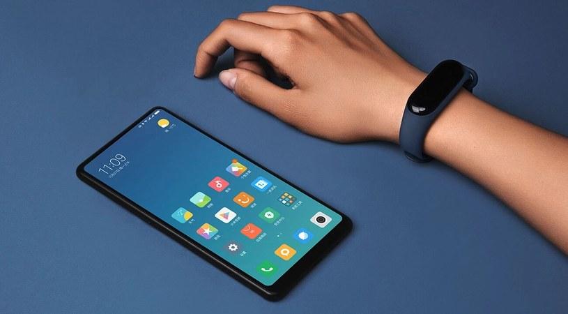 Xiaomi Mi Band 3 /materiały prasowe