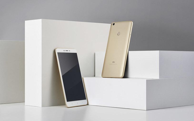 Xiaomi Mi Max 2 /materiały prasowe