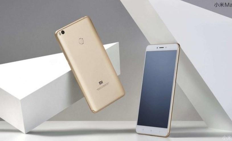 Xiaomi Mi Max 3 będzie największym smartfonem z oferty Xiaomi /materiały prasowe