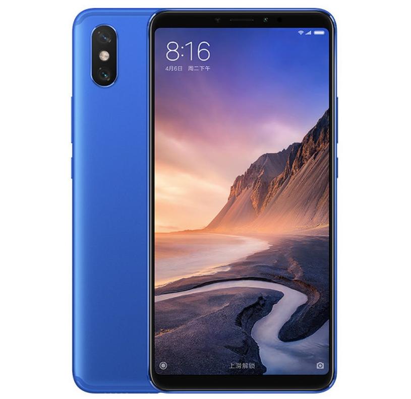 Xiaomi Mi Max 3 /materiały prasowe