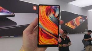 Xiaomi Mi Mix 2 - pierwsze wrażenia. Pogromca iPhone'a 8 i S8?