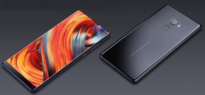 Xiaomi Mi Mix 2 /materiały prasowe