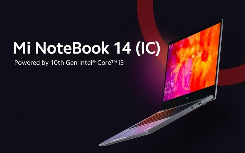 Xiaomi Mi Notebook 14 /materiały prasowe