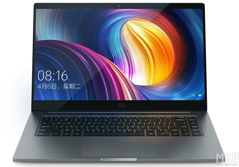 Xiaomi Mi Notebook Pro 2 /materiały prasowe