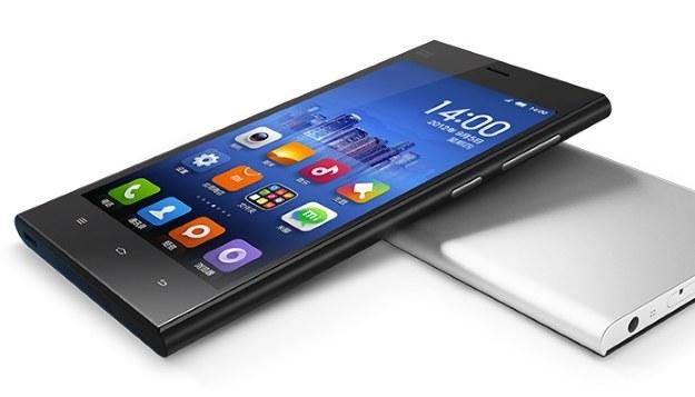 Xiaomi Mi3 /materiały prasowe