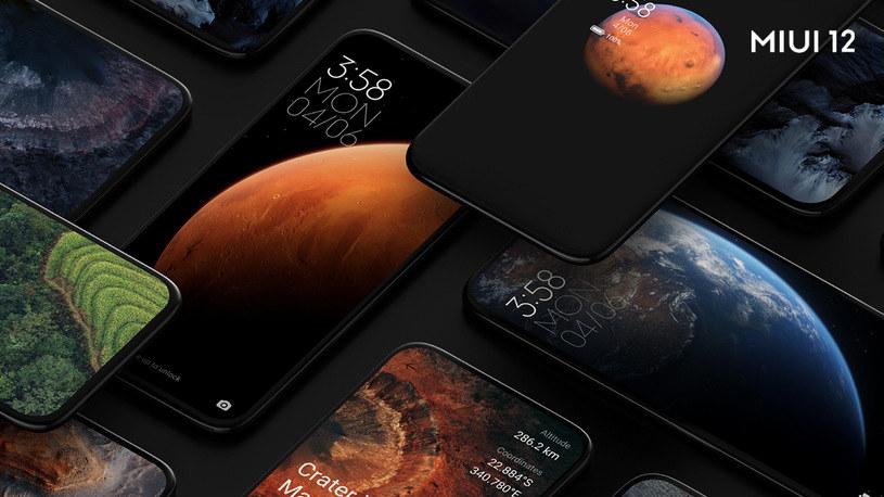 Xiaomi MIUI 12 /materiały prasowe