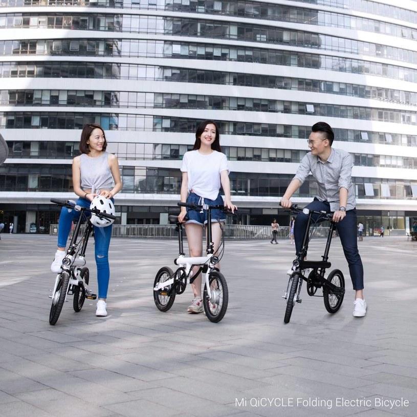 Xiaomi QiCycle to inteligentny rower za 1800 zł /materiały prasowe