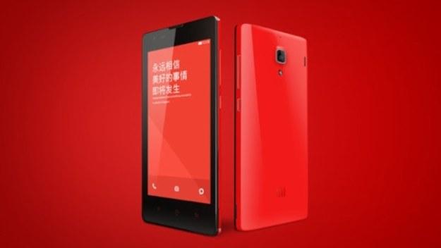 Xiaomi Red Rice /materiały prasowe