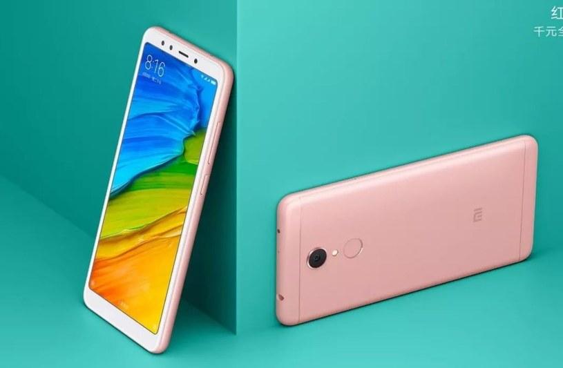 Xiaomi Redmi 5 będzie miał cieńsze ramki niż poprzednik /Twitter /Internet