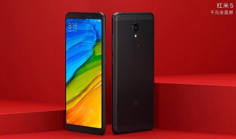 Xiaomi Redmi 5 /Twitter /Internet