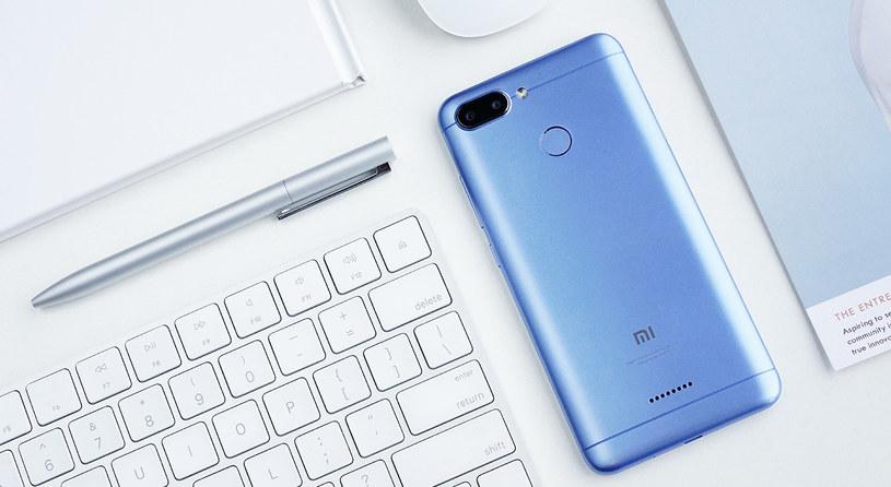 Xiaomi Redmi 6 /materiały prasowe