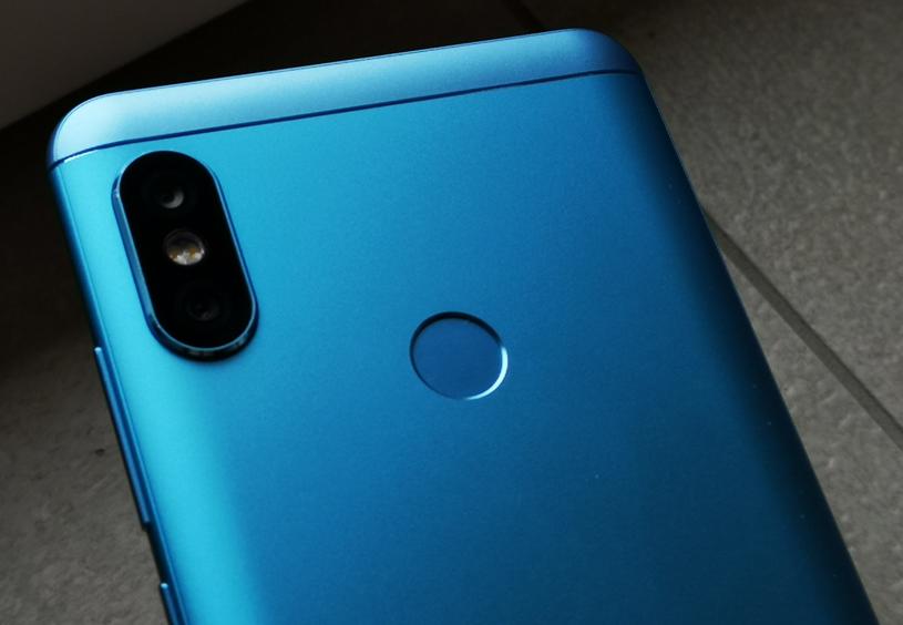Xiaomi Redmi Note 5 - podwójny aparat /INTERIA.PL