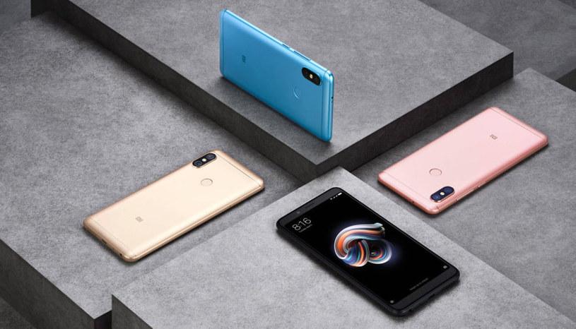 Xiaomi Redmi Note 5 Pro /materiały prasowe