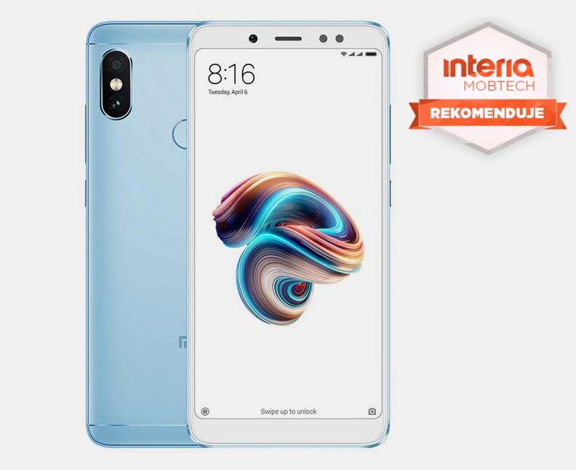 Xiaomi Redmi Note 5 /INTERIA.PL