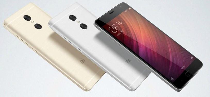 Xiaomi Redmi Pro został wyceniony na 1499 juanów /materiały prasowe