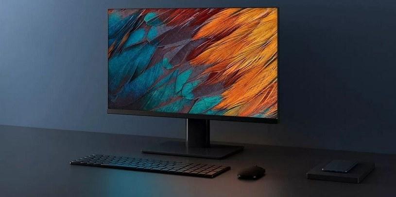 Xiaomi zaprezentowało nowy monitor /materiały prasowe