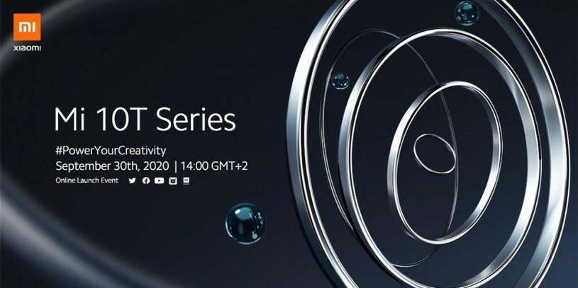 Xiaomi zaprezentuje nowe sprzęty już 30 września /materiały prasowe