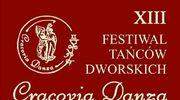 "XIII Festiwal Tańców Dworskich ""Cracovia Danza"""