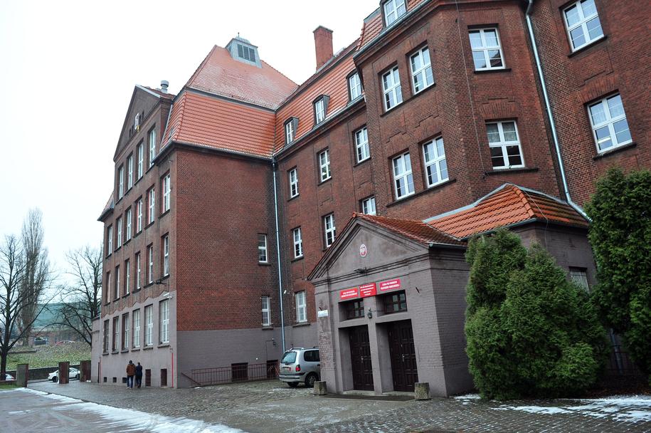 XIII Liceum Ogólnokształcące w Szczecinie / Marcin Bielecki    /PAP