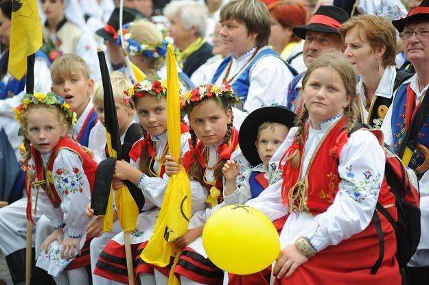 XIII Światowy Zjazd Kaszubów /fot. Wojciech Stróżyk /Reporter