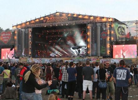 XIV Przystanek Woodstock w Kostrzynie nad Odrą /INTERIA.PL