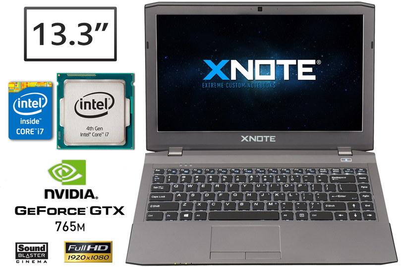 XNOTE W230ST /materiały prasowe
