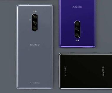 Xperia 1 - flagowiec Sony Mobile z ekranem 21:9