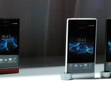 Xperia P oraz Xperia U - premiery Sony