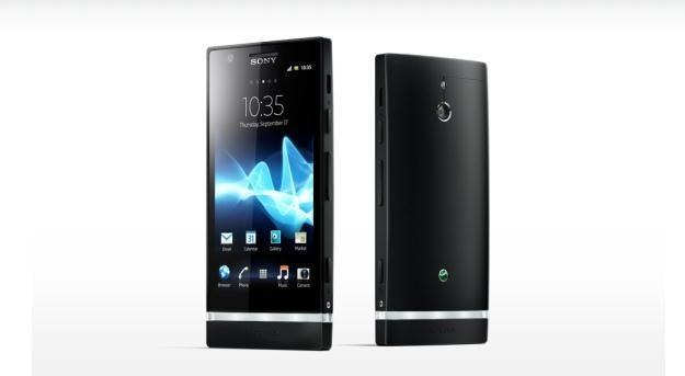 Xperia P to solidny i atrakcyjny smartfon /materiały prasowe
