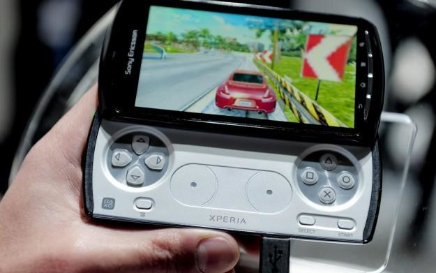 Xperia Play - PlayStation Phone /AFP