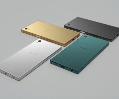 Xperia Z5, Xperia Z5 Compact i Xperia Z5 Premium - nowe supersmartfony Sony