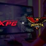 XPG przedłuża współpracę z Invicta Gaming